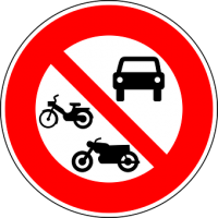 no-motor-vehicles