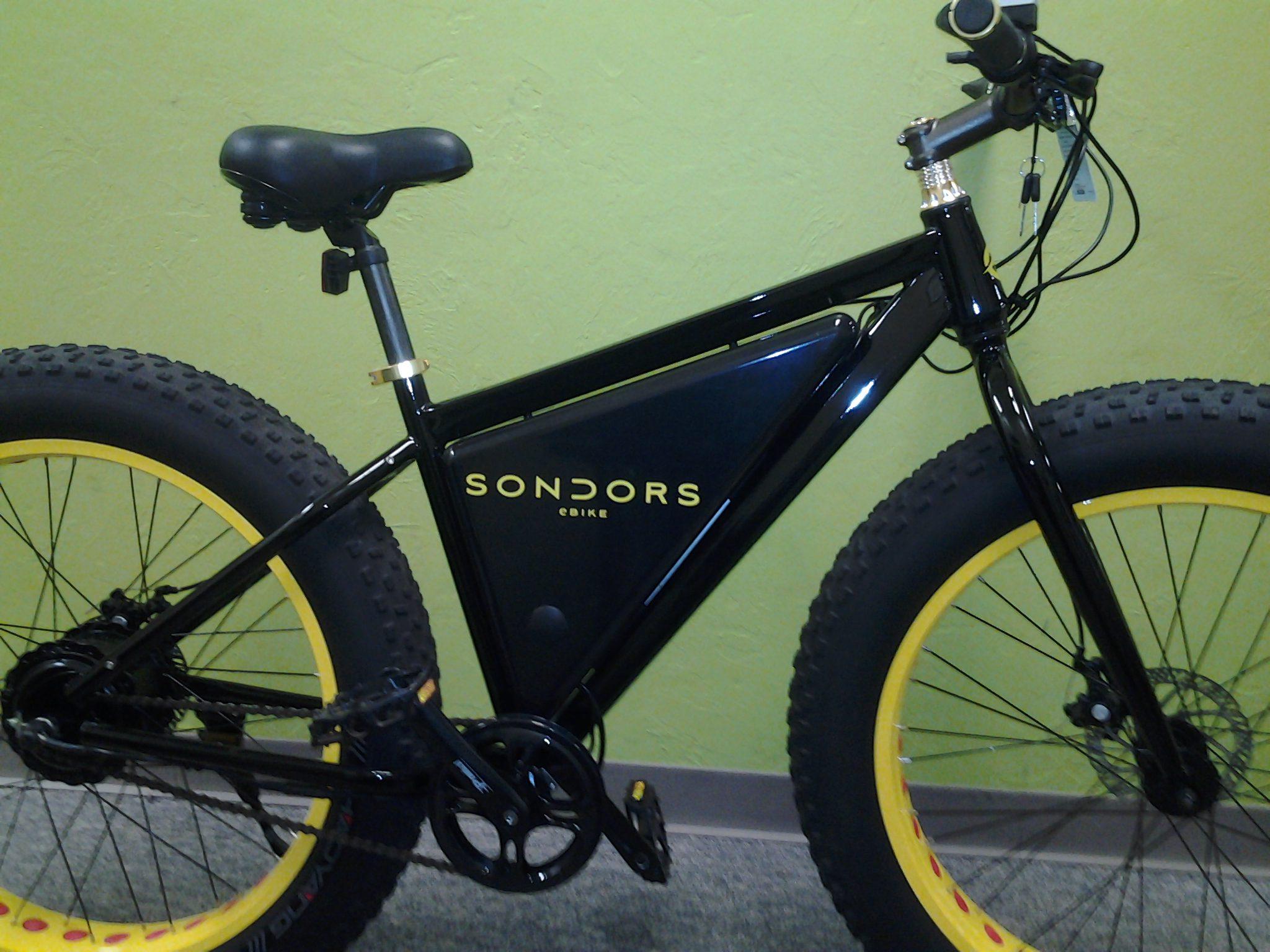 sondors-e-bike