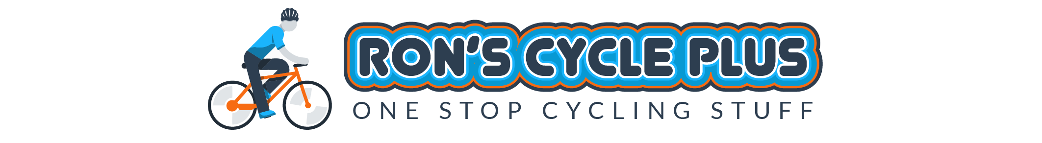 Ron's Cycle Plus Logo