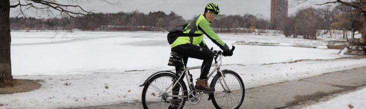 Winter Bike Riding