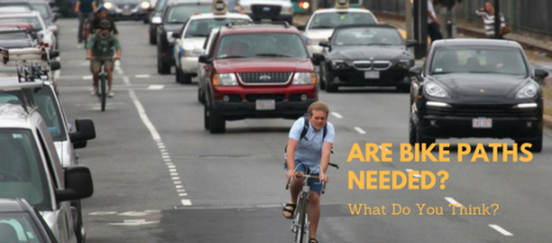 are-bike-paths-needed