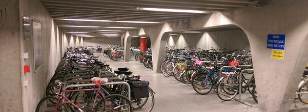 Bike Parking Facility