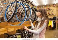 Bike Shopping
