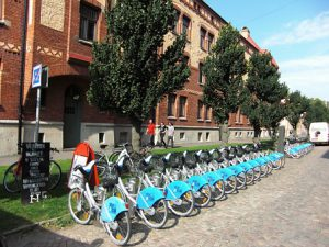 Campus Bike Sharing