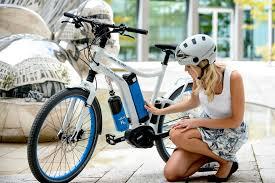 Linde H2 Hydrogen Bike