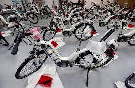 Pragma Hydrogen Bikes