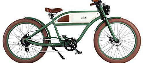 T4B Electric Retro Bike