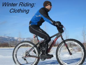 Winter Bike Riding Gear