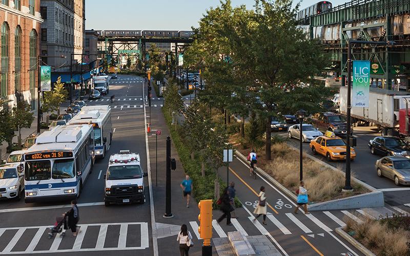 Bike, Pedestrian & Transportation Plans