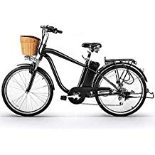 Nakto Electric City Bike