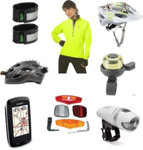 Bicycle Safety Gear